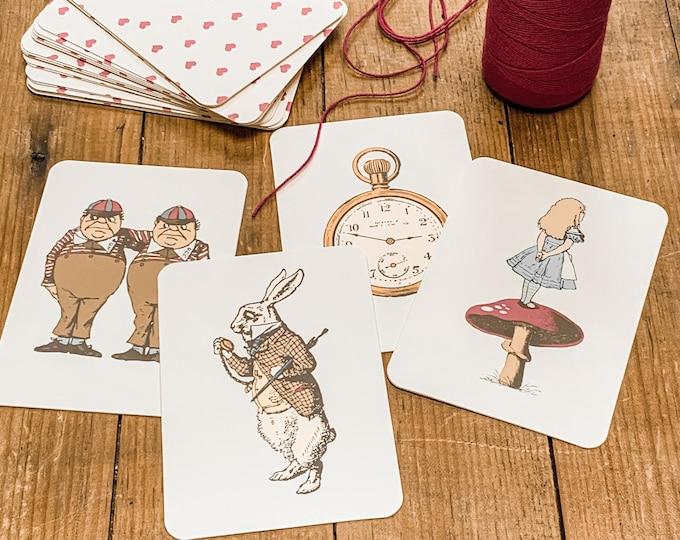 alice in wonderland memory game