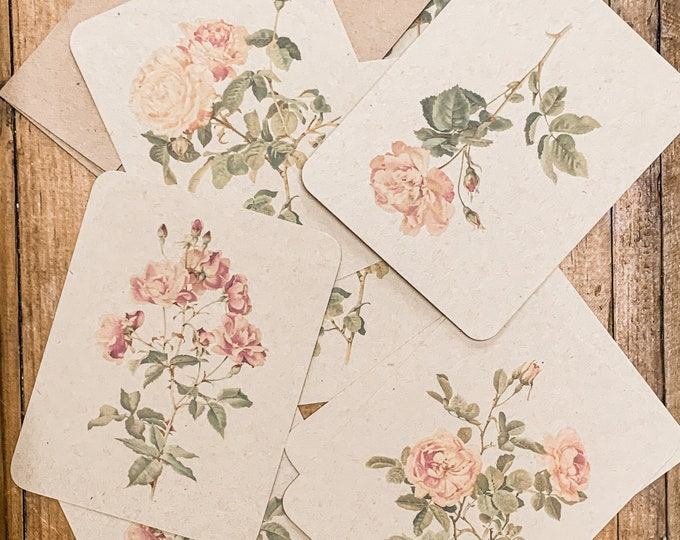 rustic rose notes