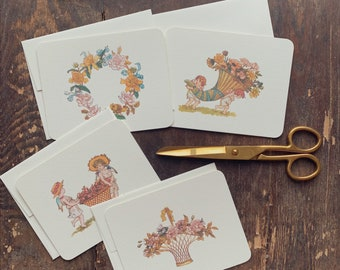 victorian floral notes