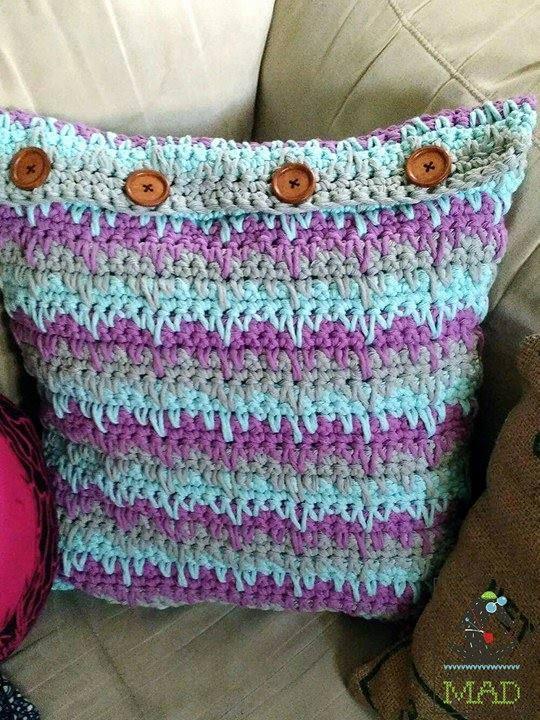 patron de crochet housse de coussin au crochet etsy. Black Bedroom Furniture Sets. Home Design Ideas