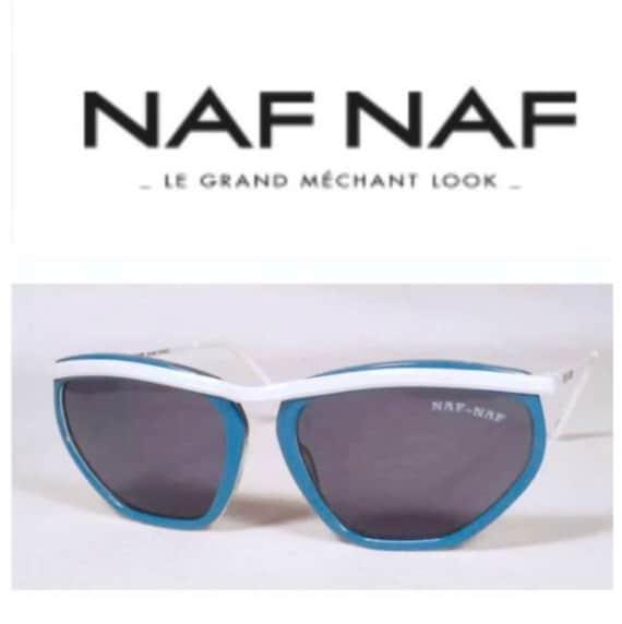 Vintage French Sunglasses by Naf Naf, Deadstock Fr