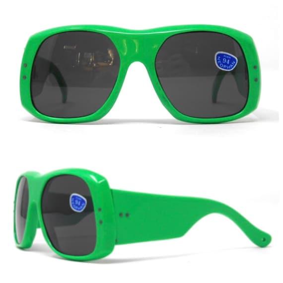 Vintage Mod Sunglasses, 1960's Deadstock Sunglasse