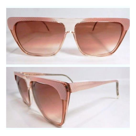 Vintage Angular Sunglasses, Deadstock!