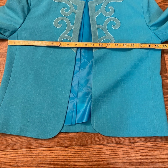 Adolph Schuman for Lilli Ann Skirt & Blazer Suit … - image 8