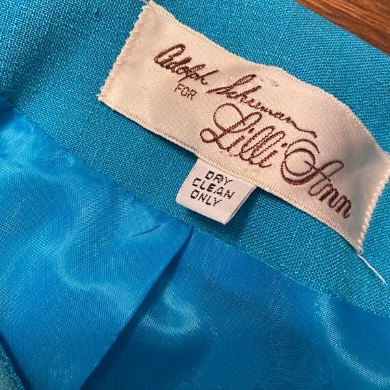 Adolph Schuman for Lilli Ann Skirt & Blazer Suit … - image 9