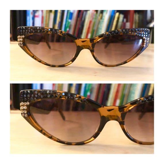 Vintage CARITA, France Sunglasses, Carita Sunglass