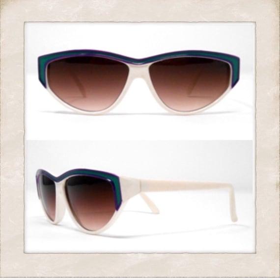 ANNICK France 1970's Sunglasses, Deadstock Vintage