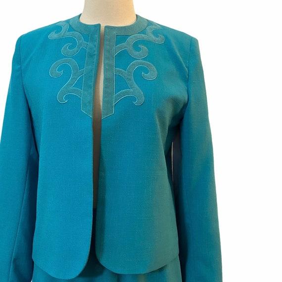 Adolph Schuman for Lilli Ann Skirt & Blazer Suit … - image 4