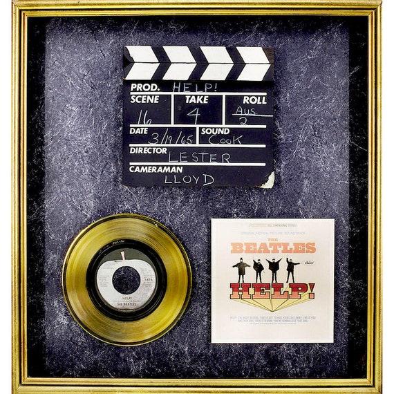 BEATLES MEET THE BEATLES 1964 LP COVER KEYRING LLAVERO