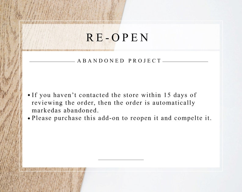 re-open a closed illustration project fee image 0