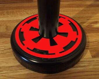 Star Wars Imperial Helmet Stand Stormtrooper Costume Vader Prop Display