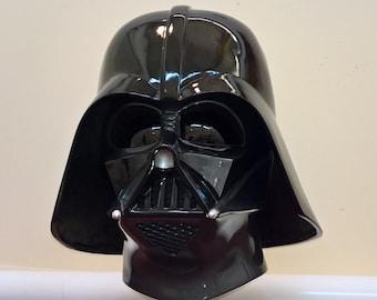 Star Wars Darth Vader Helmet ESB FULLY HIGHLIGHTED 1:1 Full Size(stormtrooper armour move prop)