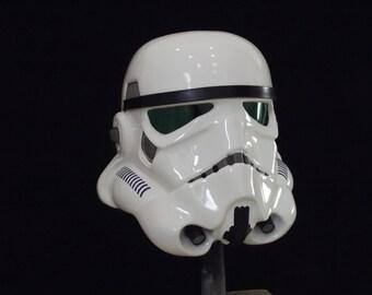 Star Wars Stormtrooper Stunt Helmet 1:1 Full Size Fibreglass Construction version