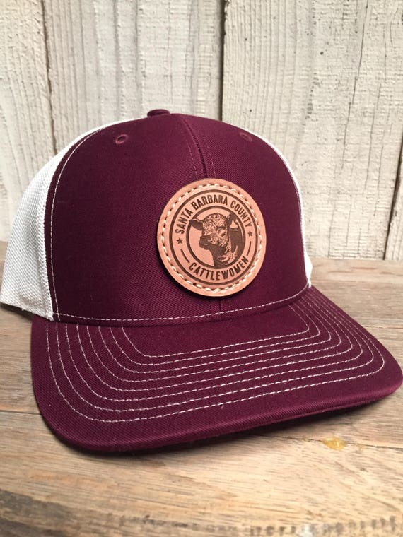 custom richardson 112 leather patch hat company logo or etsy custom richardson 112 leather patch hat company logo or personal design