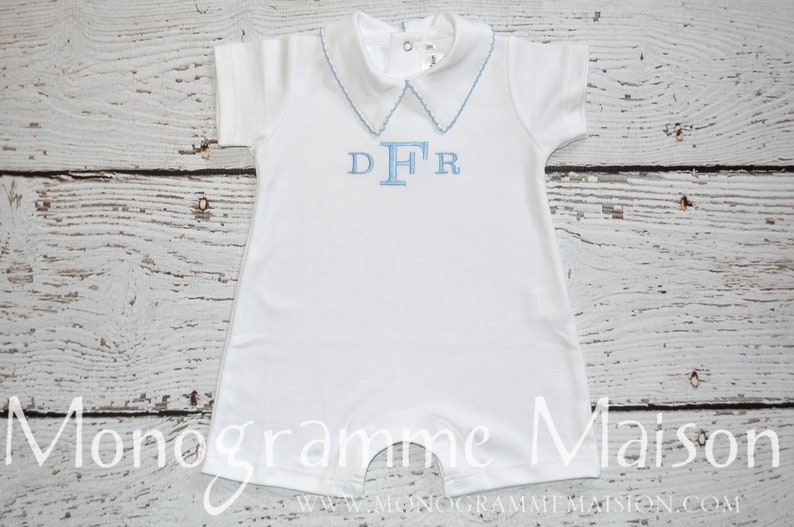 Baby Boy Coming Home Outfit  Baby Gift  Newborn Boy Coming image 0