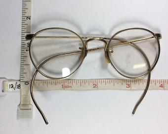 3e6ff2e4933 Vintage Gold Filled Eyeglasses Used Lot BS