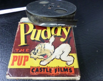 Puddy the pup Castle Films farm frolics 794 castle fims filme warped see picture