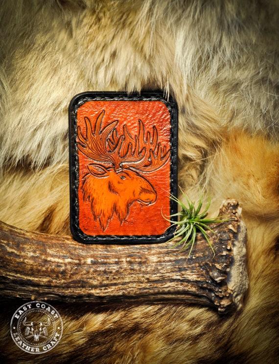 Leather Card Wallet - Minimalist Wallet - Slim Card Wallet