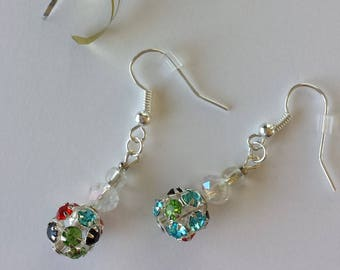 New Years Eve Earrings