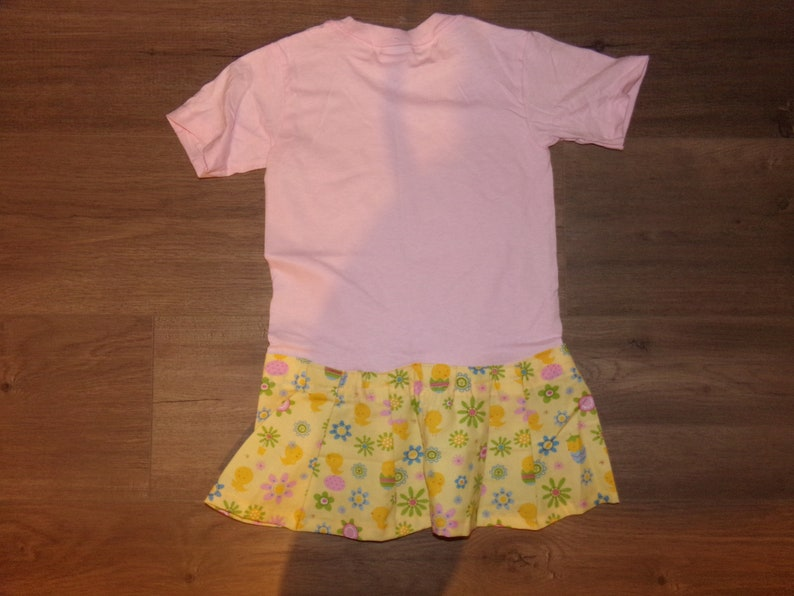 Toddler Spring Comfort TShirt Dress  3T