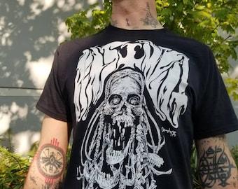 Occult Ancestor Skull Shrine Shirt