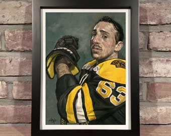 Art Print // BRAD MARCHAND - Oil Painting