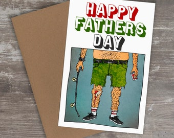Greeting Card // HAPPY FATHERS DAY