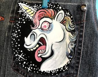JennifiedArt Patch: Unicorn