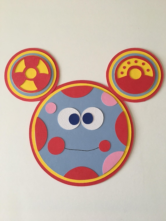 Fantastic Toodles From Mickey Mouse Clubhouse Toodles Birthday Etsy Funny Birthday Cards Online Alyptdamsfinfo