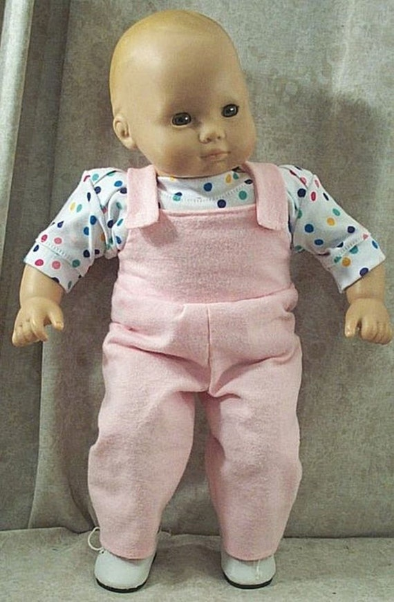 Doll Clothes Baby Made 2 Fit American Girl 15 in Boy Sleeper Sack Ducks Yellow
