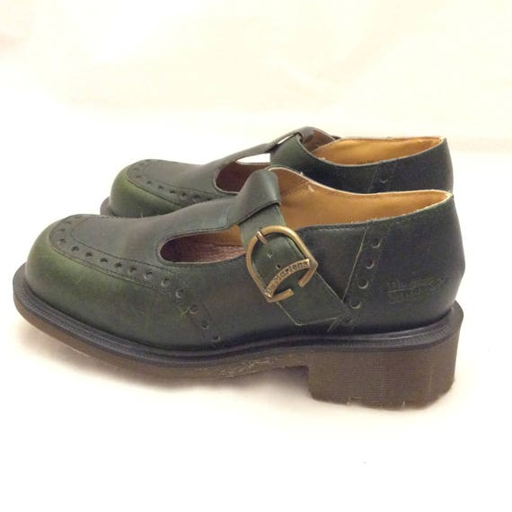New old stock Doc Martens Mary Jane Janes buckle s