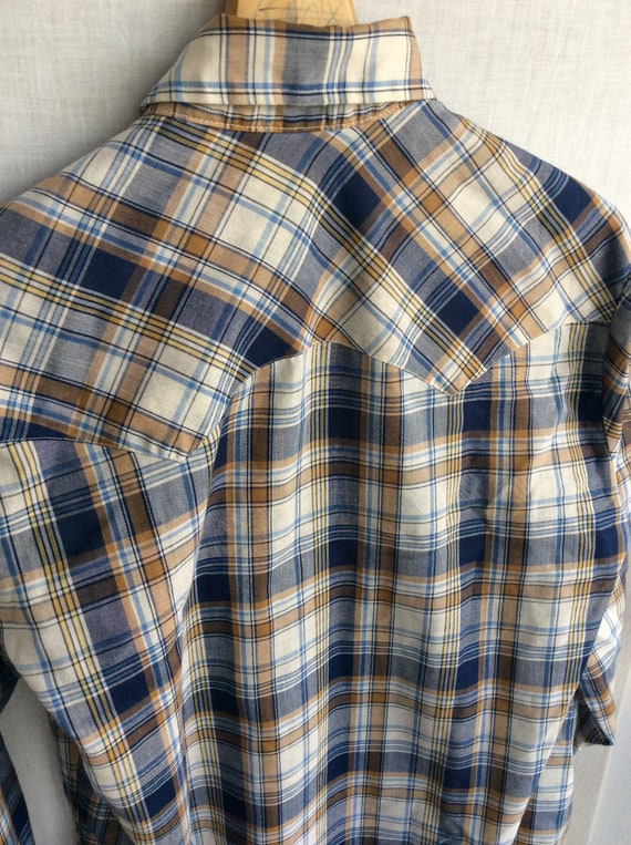 80s  90s  Vintage Checkered Blazer  Brown Grey Plaid Pattern  Plaid Blazer  Minimalistic  Office  Oversized  Sustainable Second Hand