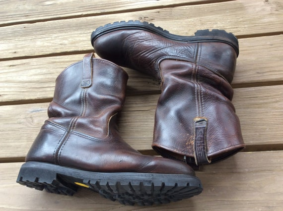 Red wing Pecos boots size 11.5 style