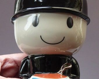 Large CERAMIC Homepride FRED Figurine. Wade (Key Kollectables) Souper Fred Model. Limited edition 450