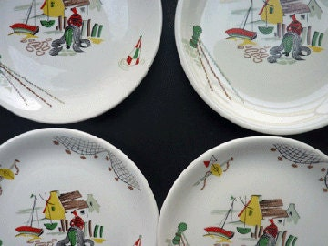 1950s POLPERRO design  Highly Collectable Vintage Alfred