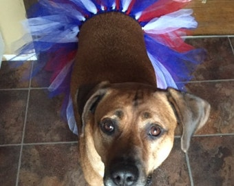Doggy Tutus get ready for Memorial Day and July 4th