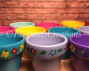 Jardinières/Pots colorés