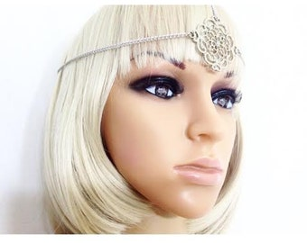 Filigree Headpiece