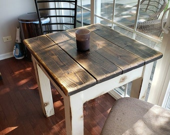 Small kitchen table | Etsy