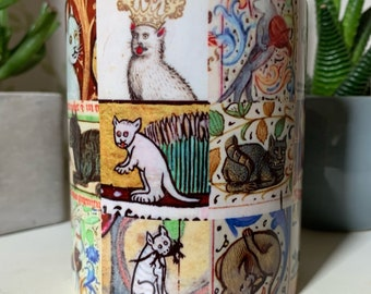 Medieval Cats Mug