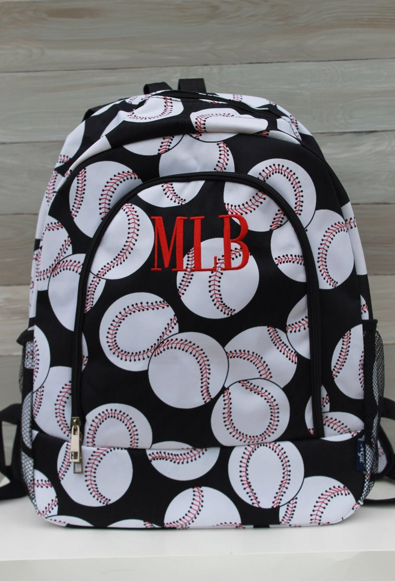 Hands in Circle Personalized Embroidered Backpack