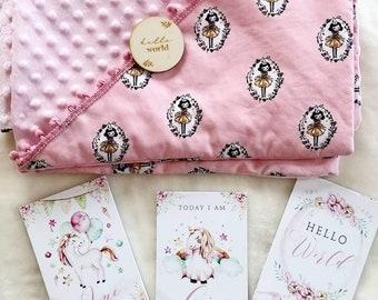 Baby blanket Giftbox