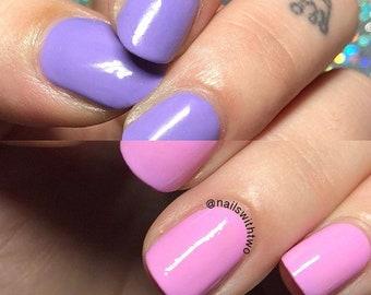 New Thermal nail polish  spring fever 5 ml spring 2018