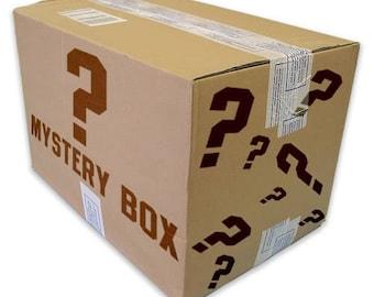 Wholesale nail polish mystery box - 10 Large mystery polishes - free shipping