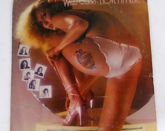 Wild Cherry I Love My Music Vinyl LP Record Epic JE 35011