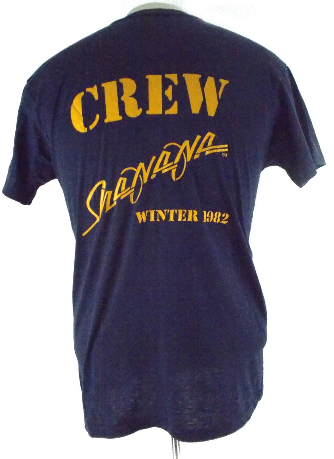 Sha Na Na 1982 I Outlived the Swill Crew Concert Local Vintage T Shirt Medium Large vFS4mAu
