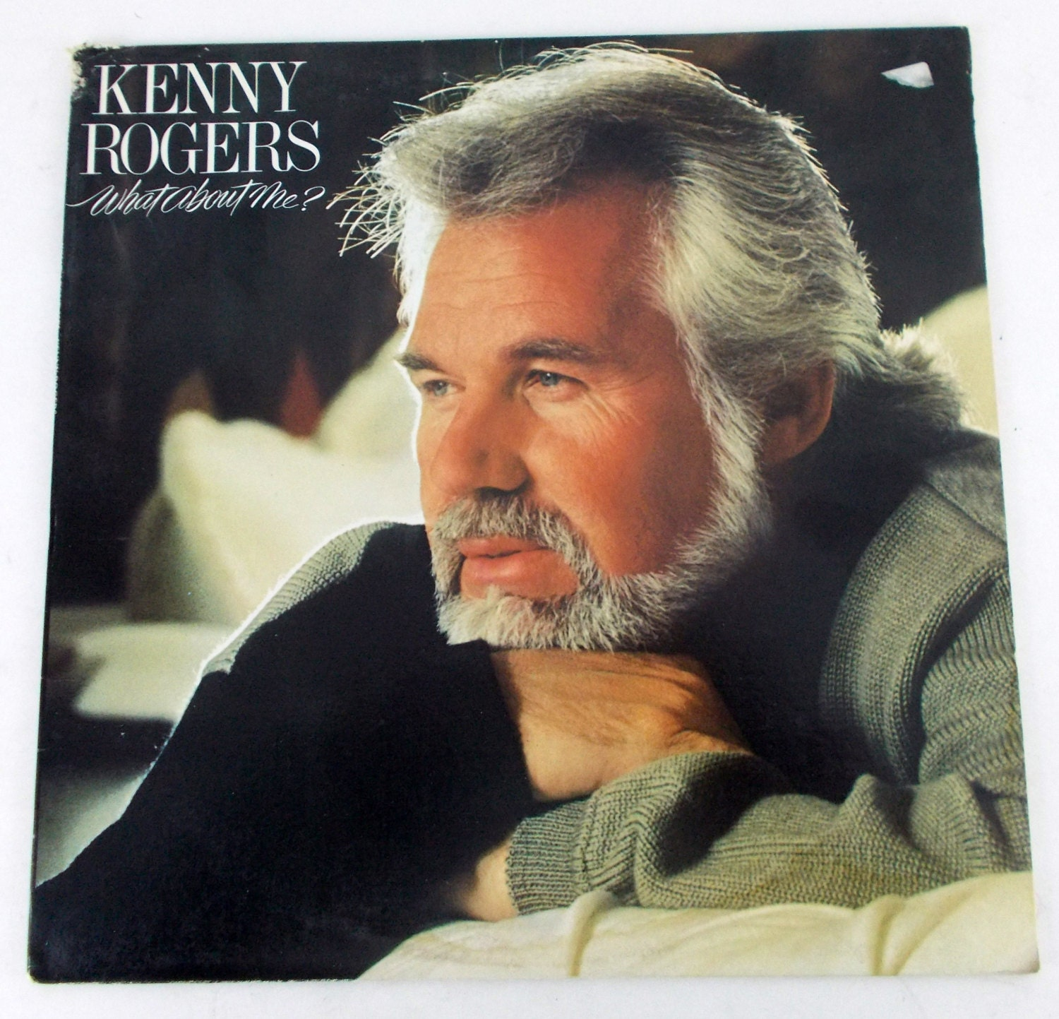 Kenny Rogers What About Me Vinyl LP Record RCA AFLI-5043 | Etsy
