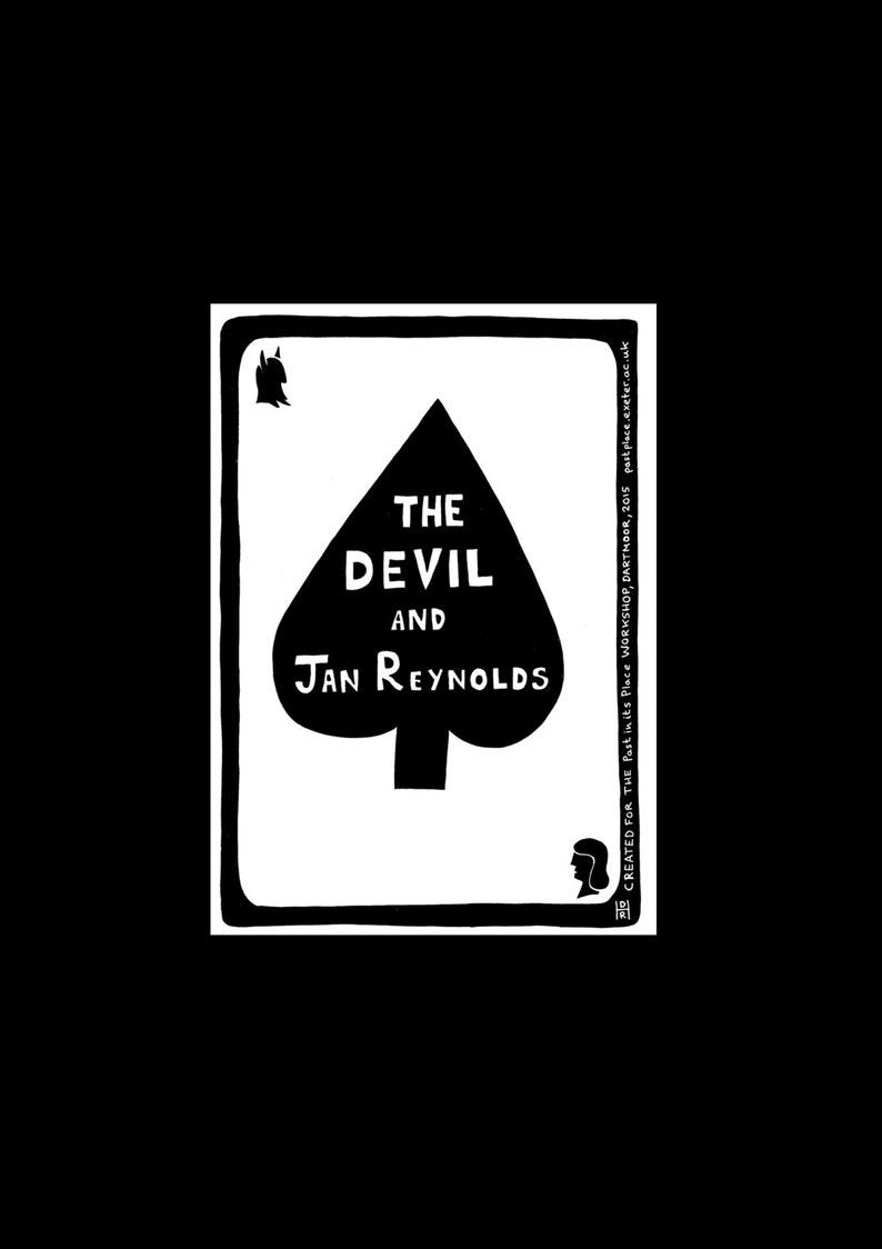 The Devil and Jan Reynolds/ Sunday 21st October 1638 image 0