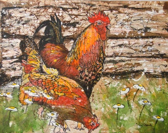 Roosters Retreat