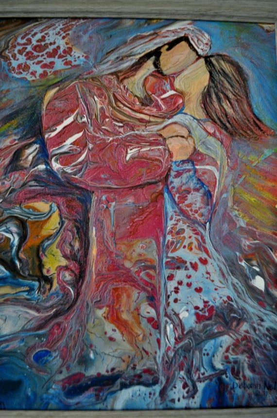 Acrylic Paint Art Definition